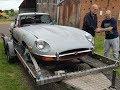 Collecting My Dad's Dream Car - 1969 Jaguar E-Type