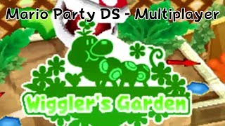 Mario Party DS Multiplayer - Wiggler