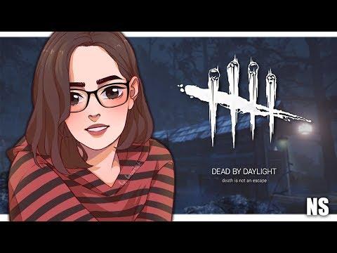 Dead by Daylight ♥ Ман бежит за нами...