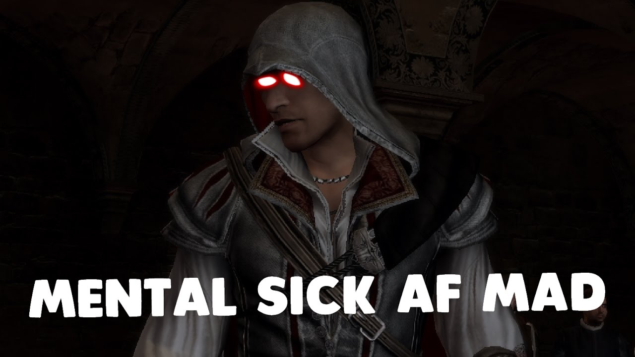 Young Ezio Is Angry Af Assassin S Creed Ii Funtage Youtube
