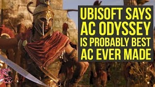 Assassin's Creed Odyssey Probably 'BEST AC EVER', New Trailer & More (AC Odyssey Trailer)