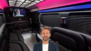 GET Global Executive Party Bus in Houston TX