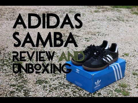 ADIDAS SAMBA REVIEW & UNBOXING & ON FOOT