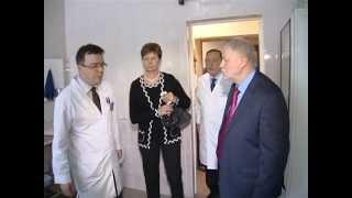 С.М.Миронов посетил Научный центр наркологии(, 2012-11-30T16:31:50.000Z)