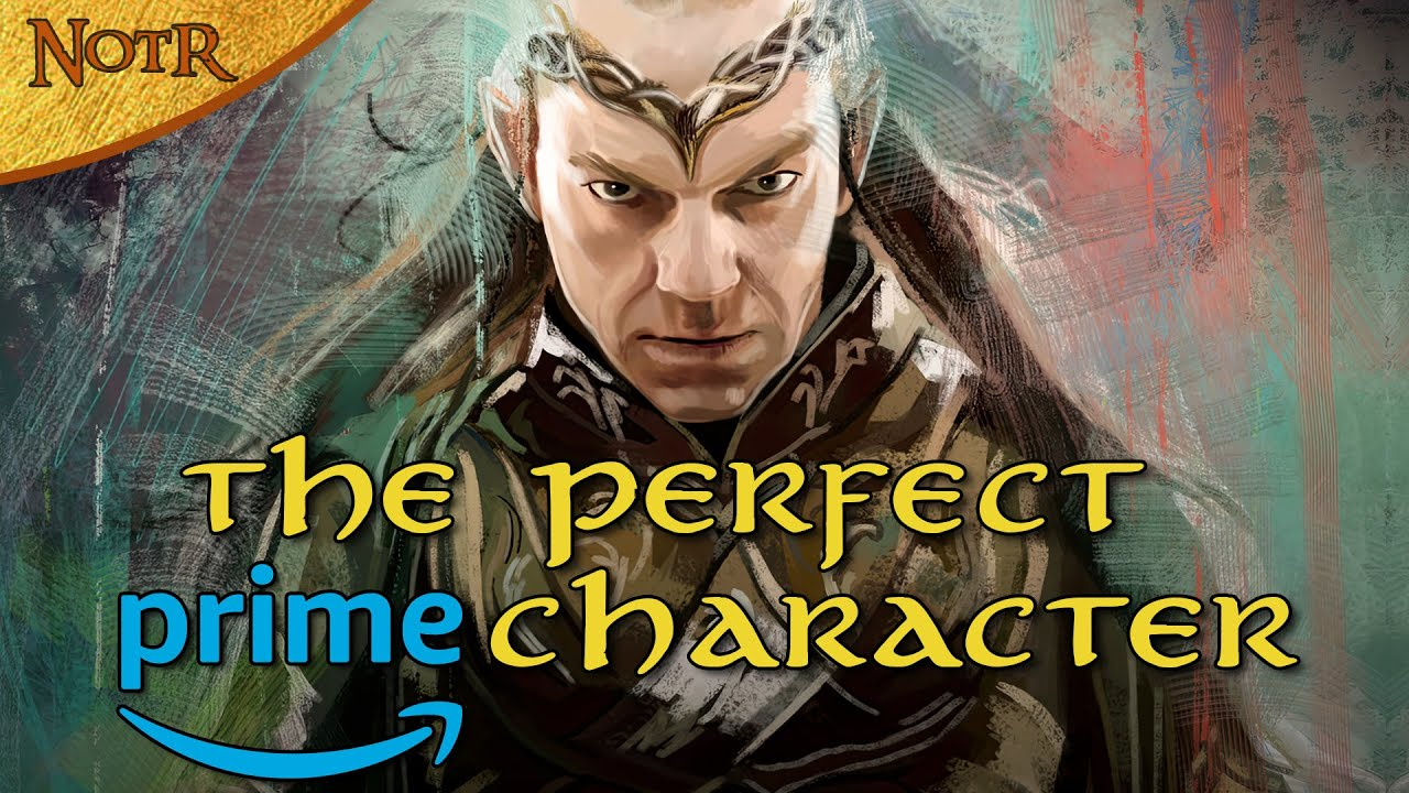 Why Elrond is the Perfect Main Character for #LOTRonPrime