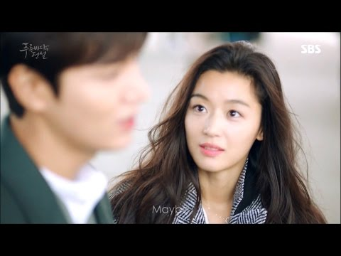 Lean on you - Jung Yup Music Video(Eng Sub) Ost.The Legend of the Blue Sea