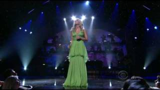 "Carrie Underwood - "" I Know You Won"