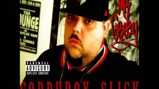 Mr. Greezy - Corduroy Slick