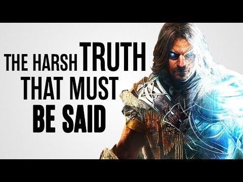 The Real Tragedy Of Shadow of War That Nobody Will Admit