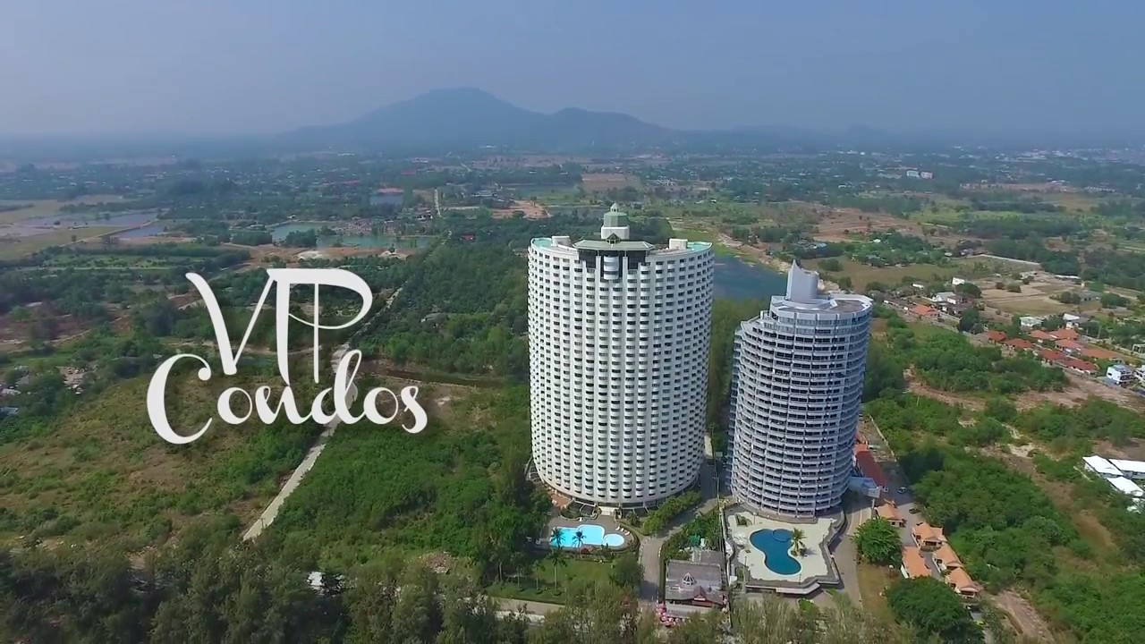 Vip Condos On Mae Ramphueng Beach In Rayong Thailand Drone Video
