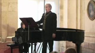 Rémi-Charles Caufman. MOUSSORGSKI, Chanson de la puce ( blakha )