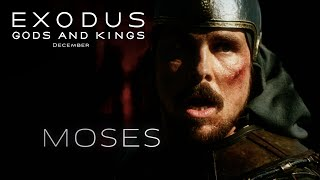 Exodus: Gods and Kings | Moses' Journey [HD] | 20th Century FOX