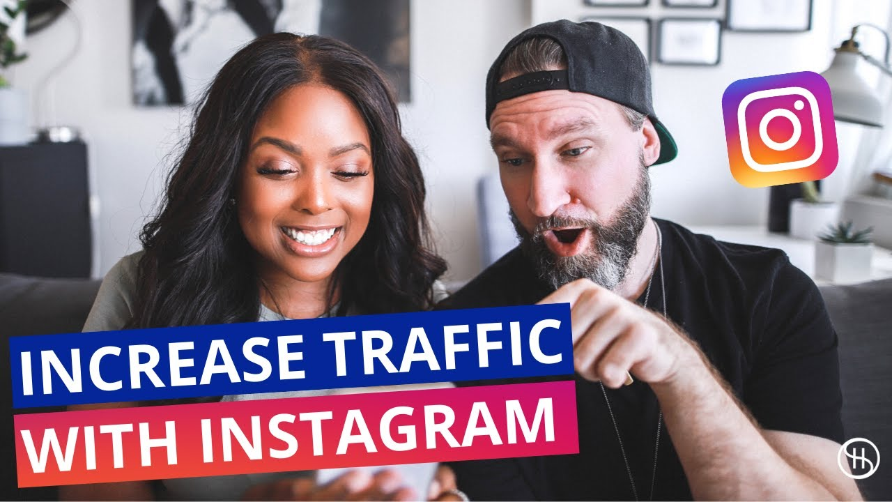 How to Use Instagram to DRIVE MORE TRAFFIC to Your Website