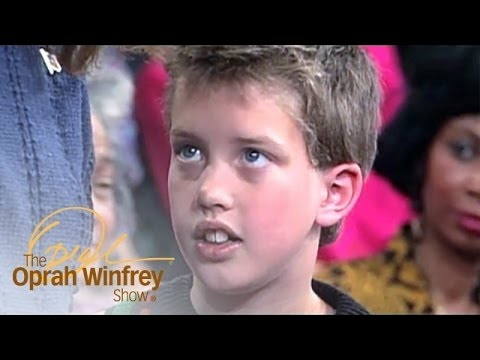 Did This Little Boy Really See a Ghost? | The Oprah Winfrey Show | Oprah Winfrey Network