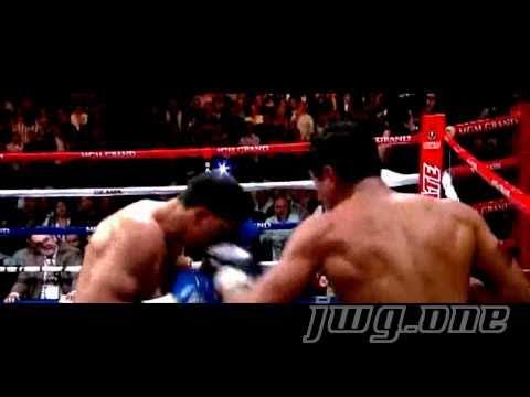 Juan Manuel Lopez vs Rafael Marquez, Highlighted b...