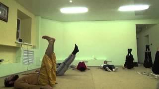 Хатха йога. Йога для начинающих. Занятие 1. Ульянов Юрий.