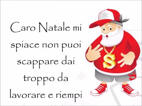 Immagini Divertenti Natale 2019.Canzone Di Natale 2018 Babbo Natalez Di 4tu C Auguri Di Buon Natale Divertenti