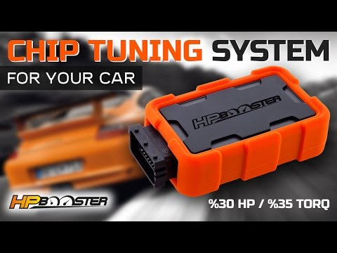 HP Booster - Next Generation Chip Tuning System For Your Car