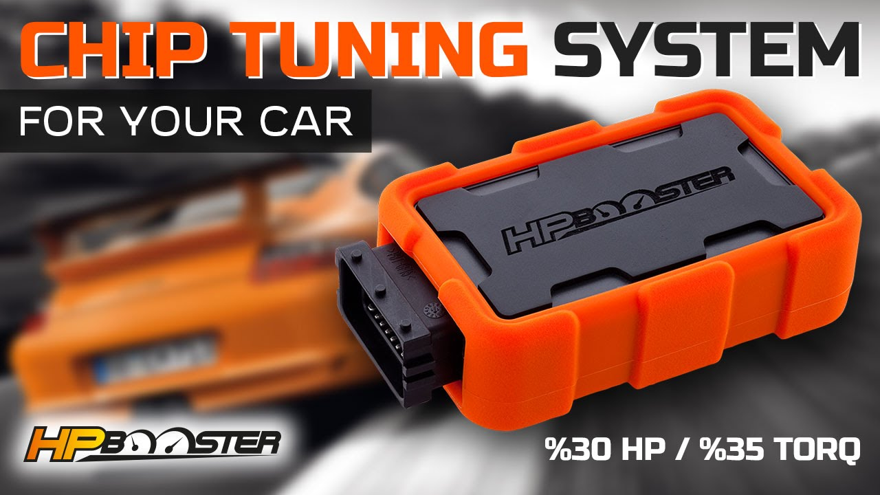 Hp Booster Next Generation Chip Tuning System For Your Car Youtube