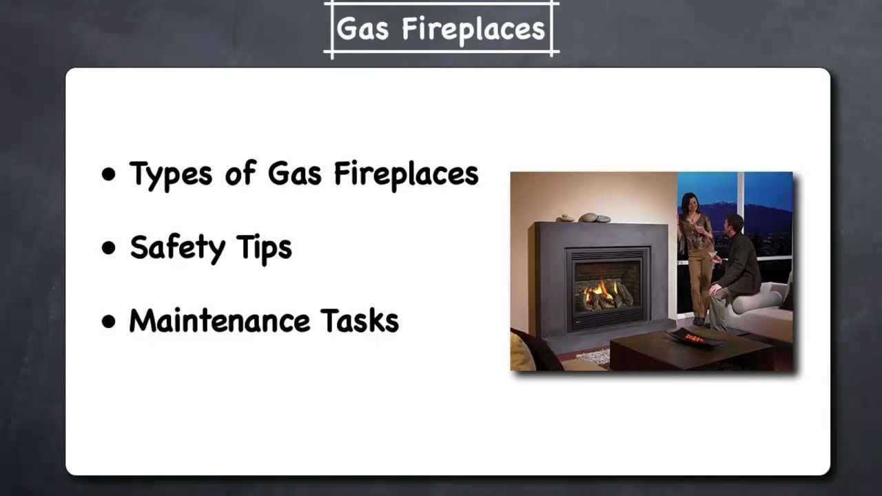 Gas Fireplaces   YouTube