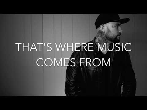 "Where Music Comes From "" OFFICIAL LYRIC VIDEO """