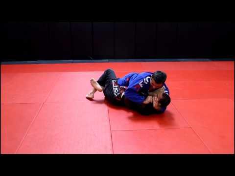 Jiu Jitsu Techniques - De La Riva Pass / Half Guard Attacks