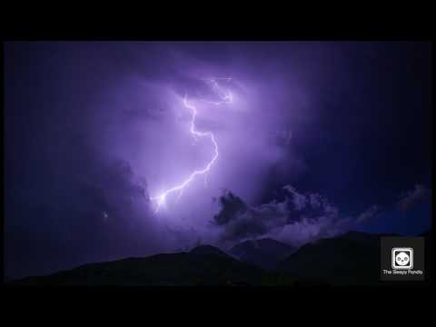 Thunder Only No Rain or Music (3 HOURS) Sleep Meditation Relaxation Soothing Relaxing Sounds spirit