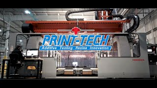 Print-Tech® Large Scale 3D Pri…