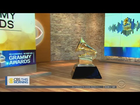 61st GRAMMY Award Nomination List Mp3