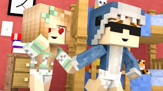 Minecraft Daycare -  BABY TINA LOVES ME?!