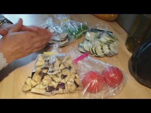 congélation-de-légume-façons-cuisine-maliya,-طريقتي-في-تخزين-الخضار-بدون-سلق-😷👈