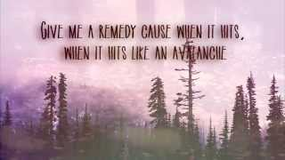 Bring Me the Horizon - Avalanche (Lyric Video)