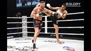 GLORY 53: Zinedine Hameur-Lain vs. Michael Duut-Full Fight