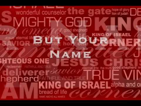 Your Name by Paul Baloche (New)