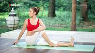 Уроки йоги: 30 минут - YouTube