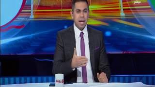 ستاد بلدنا | كريم حسن شحانه : نفسنا في استاد يتعمل ب محافظة مطروح