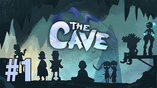 The Cave - Gameplay Walkthrough -  Episode 1
