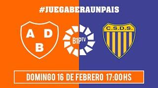 Fecha 5: Berazategui vs Dock Sud - EN VIVO