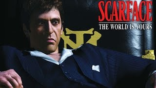 Scarface: The World Is Yours Game Movie (All Cutscenes) HD