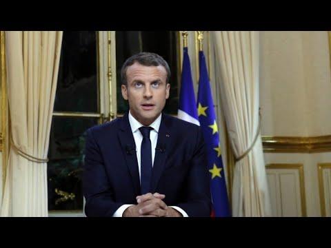 """Macron sur TF1 : """"Il a rassuré son électorat de droite"""" estime Domenach"""