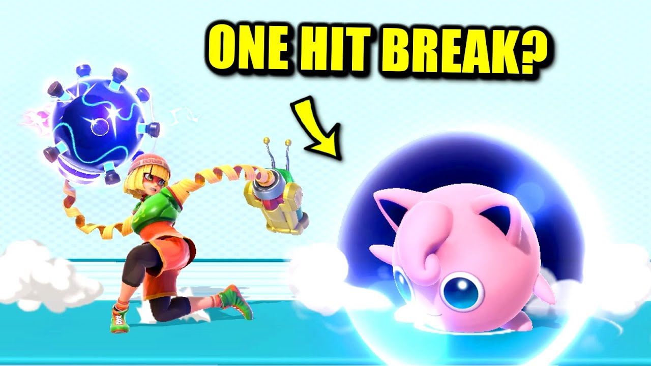 Who Can Break a Shield in One Hit in Super Smash Bros. Ultimate? (DLC included)