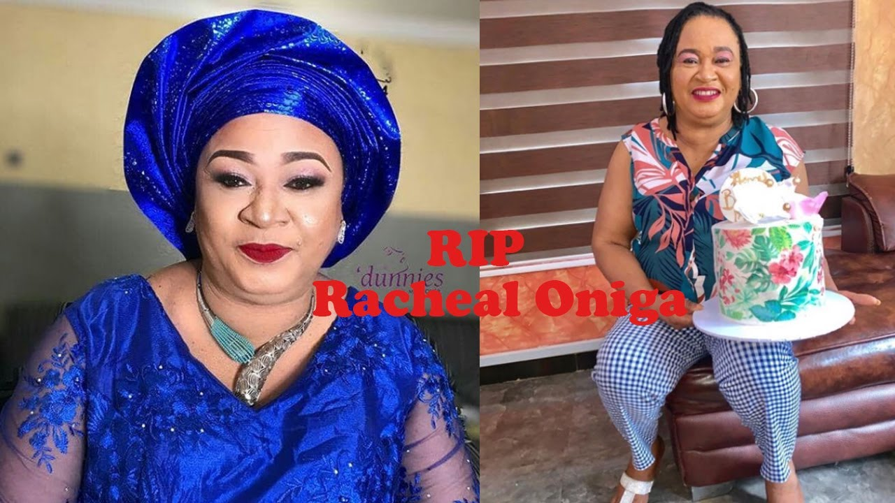 Download Sad! Nollywood Actress Racheal Oniga Is Dead See Her Last 64th Birthday Party.