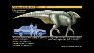 David Cagle - Perry the Parasaurolophus (children's songs)