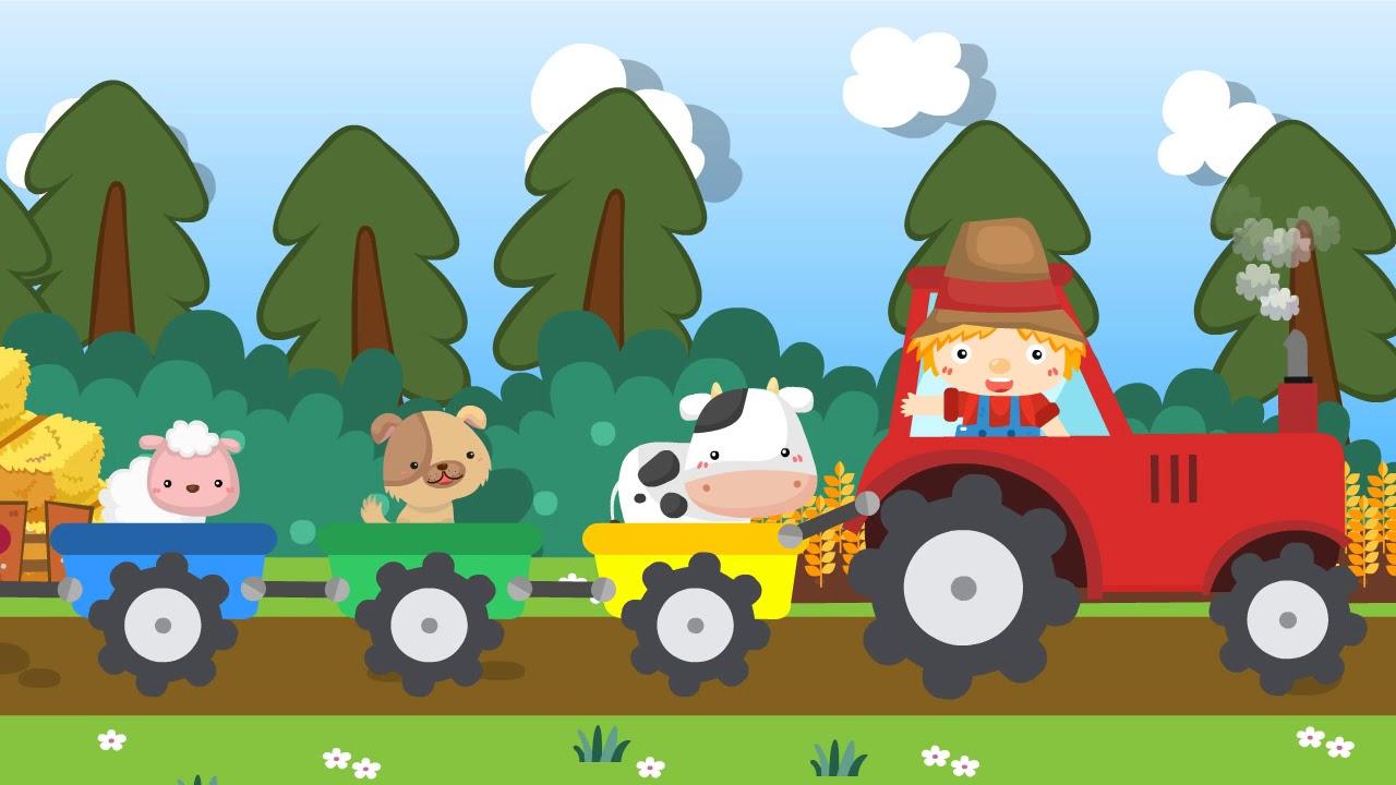 Old Mcdonald had a Farm | เพลง ลุงแมคโดนัลด์เป็นชาวนา | kids song | เพลงเด็ก น้องนะโม