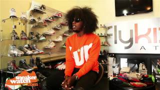 trinidad james importance of the sneaker culture