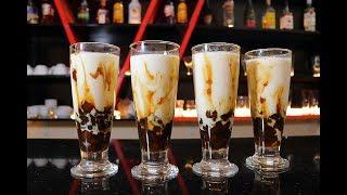 Công Thức Làm Trân Châu Đường Đen Ngon | Brown Sugar Boba With Milk