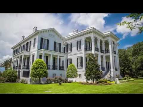 Nottoway Plantation Aerial Video and Photos-8/1/16