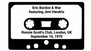 Eric Burdon & War featuring Jimi Hendrix (1970)