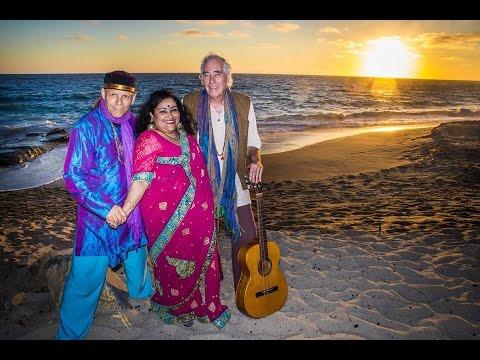 Shakti Sunset - Stevin McNamara (featuring Mala Ganguly, Christo Pellani)