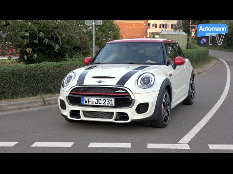2016 mini f56 jcw 231hp drive sound 60fps youtube. Black Bedroom Furniture Sets. Home Design Ideas